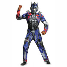 Transformers Optimus Prime Boys Classic Child Muscle Costume | Disguise 73515
