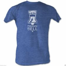 T-Shirts Sizes S-2XL New WFL Vintage Philadelphia Bell Mens T-Shirt in Blue