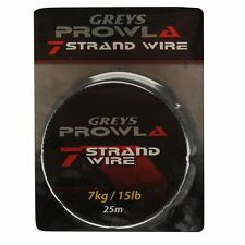 Greys Prowla 7 Strand Wire Stainless Steel Fishing Accessories
