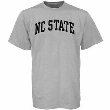 Mens NC State Wolfpack Gray Arch T-Shirt - College