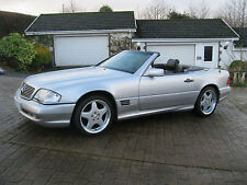 Mercedes-Benz R129 SL 500 Roadster ***Total AMG Styling & Just 22,500 miles***