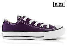 Converse Kids' Chuck Taylor All Star Sneaker - Eggplant