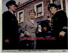 """Doris Day The Man Who Knew Too Much 8x10"""" Photo #L397"""