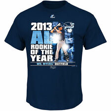 Wil Myers Majestic Tampa Bay Rays T-Shirt - MLB
