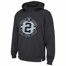 Derek Jeter Majestic New York Yankees Sweatshirt - MLB