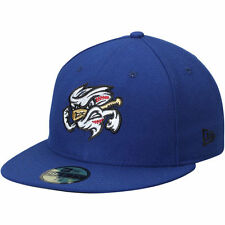 Omaha Storm Chasers New Era Home Authentic Collection 59FIFTY Fitted Hat - Royal