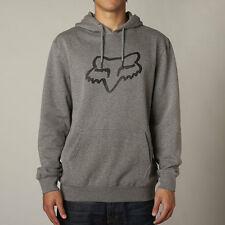 FOX RACING GRAPHITE LEGACY PULLOVER FLEECE HOODIE HOODY MENS ADULT SWEATSHIRT