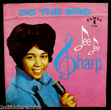 DEE DEE SHARP-Lover Boy+Do The Bird-60's Soul Picture Sleeve-CAMEO #C-244