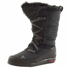 Adidas Women's Choleah Laceup CP Primaloft Black Winter Boots Shoes