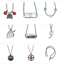 Naruto Shippuden Official Genuine Cosplay Anime Necklace *NEW*