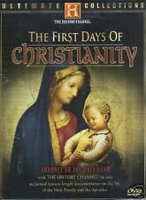 A&E - History  THE FIRST DAYS OF CHRISTIANITY  new/DVD