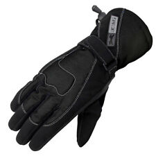 SPADA STREET WP WATERPROOF MOTORCYCLE GLOVES BLACK LADIES - Sale