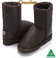 Kids Stealth UggBoots Ugg Boots -18-20cm Water resistant boot -Made in Australia