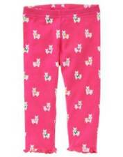 NWT Gymboree Cheery All the Way Leggings 3-6 & 18-24 M 4T