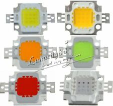 10W LED CHIPS Super Bright High Power Bulb 9LEDS SMD Bead Lamp For Flood Lights