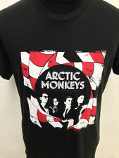 New vintage style Arctic monkeys indie mod emo rock hipster t-shirt size M L