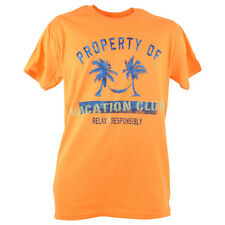 Property of South Beach Vacation Club Palm Trees Relaxing Shirt Tee