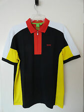 "NWT HUGO BOSS SOCCER WORLD CUP 2014 ""PREK FLAG"" GERMANY POLO SHIRT MODERN FIT"