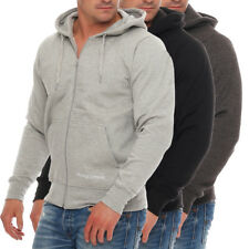 Drying Jumper Zipper Men's Hoody Full Zip Hooded Jacket Jumper Sweatshirt