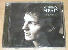 CD / MURRAY HEAD / VOICES / TRES RARE, NEUF SOUS CELLO
