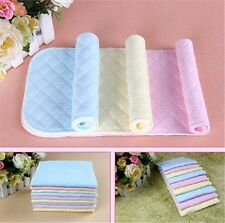 5 Sheet Flushable Baby Cotton Nappy Liner/Insert for Modern Cloth Nappy/Diaper