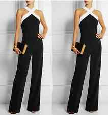 Fashion Ladies Rompers Long Jumpsuit Women's Evening Party Playsuit Summer New
