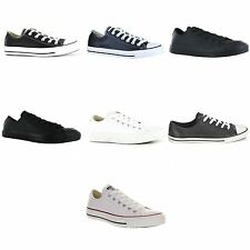 Converse All Star Ct Ox Leather Unisex Mens Womens Ladies Trainers