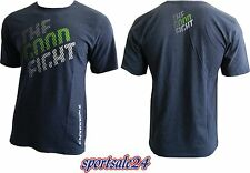 """Cannondale T-Shirt """" Good Fight """" dark blue NEW"""