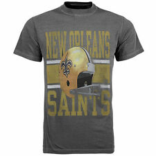 New Orleans Saints Vintage Roster III T-Shirt - Charcoal - NFL
