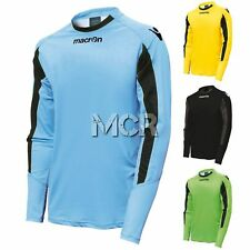 GOALKEEPER: FOOTBALL SHIRT CASTOR - MACRON - Sizes from S to 3XL