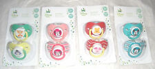 Disney Pooh & Friends /  Mickey Minnie 2 Pk Soothers 3 Mths + New Bpa Free