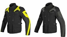 Dainese Tempest D-Dry Motorcycle Textile Jacket Waterproof Breathable Ce Armour
