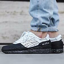 RESTOCK ASICS GEL LYTE III LIMITED OREO PACK WHITE BLACK MEN US SIZE 8 9 10 11 V