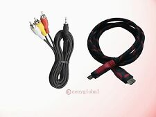 Cord For Roku 2 XD Digital Media Streamer 3050 3050X 3050R 3050X-B LT 2400 2400R
