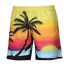 Mens Cotton Shorts Pants Trousers Sport Jogging Trousers Casual Beach Shorts #15