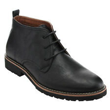 Ferro Aldo AC92 Men's Lace Up High-Top Chukka Desert Work Boots