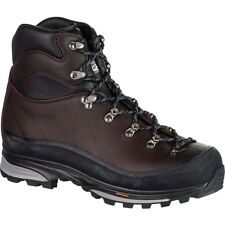 Scarpa SL Active Mens Leather Waterproof Hiking Boots - Bordeaux Brown