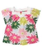 NWT Gymboree Girls Daisie Delightful Floral Top Size 12-18 M & 5T