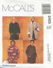 McCalls 2405 Misses Unlined Jackets Sewing Pattern