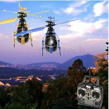 WLtoys V915 2.4G 4CH Scale RC Helicopter Single Blade Gyro Radio Remote Control