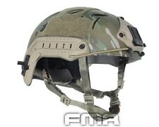 FMA PJ FAST Helmet Tactical ABS Helmet Multicam Camo For Airsoft Paintball