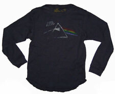 T-Shirts New Rowdy Sprout Pink Floyd Dark Side Vintage Kids Thermal Shirt
