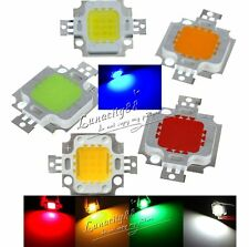 10W High Power LED Light SMD Led Chips Super Bright  Lamp Bulb Bead 30Mil 9-12V