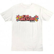 David and Goliath Mens T-shirt - I'm Awesome