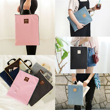 Briefcase Document Holder Organizer File Laptop Notebook Useful Tote HandBag s9