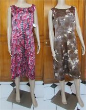 Kate Hill Sleeveless Dress Two Patterns NWT Size 12 or  6 MSRP: $160