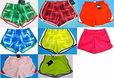New 1Pair Nike Youth Girl Training/Running Lined Shorts Various Sizes & Colors