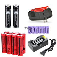 UltraFire 18650/16340 Rechargeable Li-ion Battery cell 3.7V /4.2V with TXWD