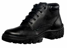 Rocky Work Boots Mens TMC Postal Leather Chukka Black FQ0005005