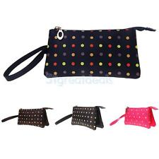 Women Multifunction Travel Makeup Pouch Cosmetic Bag Pencil Pouch